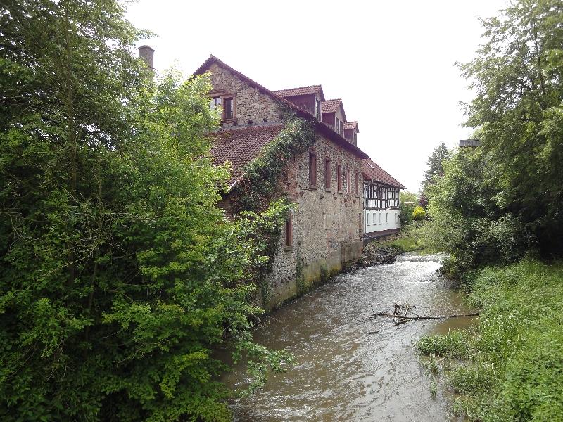 Langsmühle in Münster