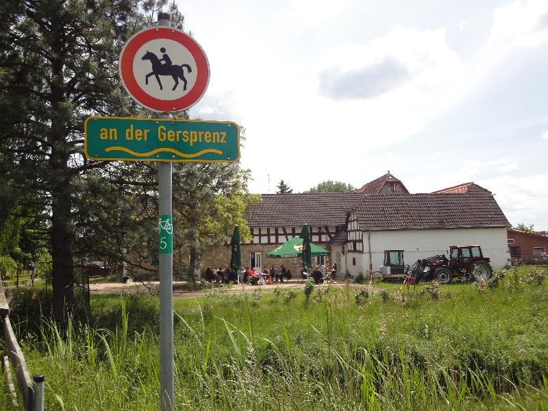 Langfelsmühle bei Hergershausen