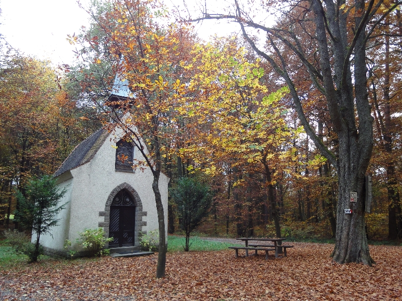 Kapelle Christuskönig am Plattenberg