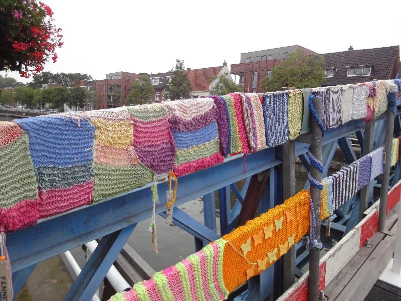 Holländische Brückenstrickkunst