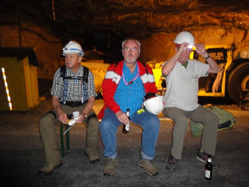 Men at work (mit alkofreiem Bier)
