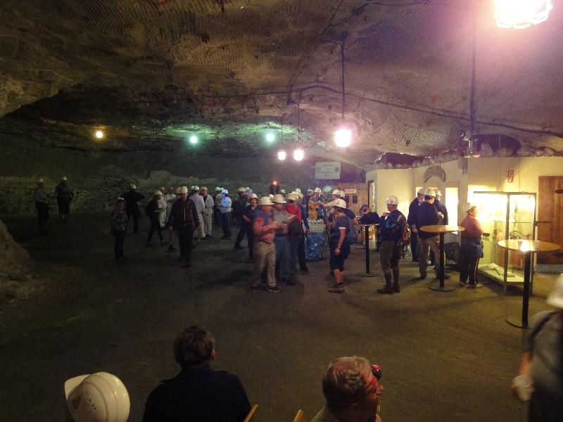 Zweite Raststätte an der Grotte