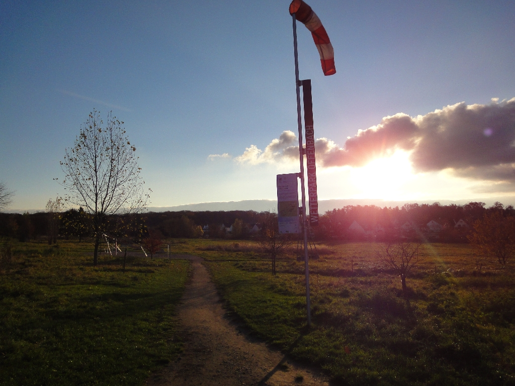 Wetterpark in Offenbach
