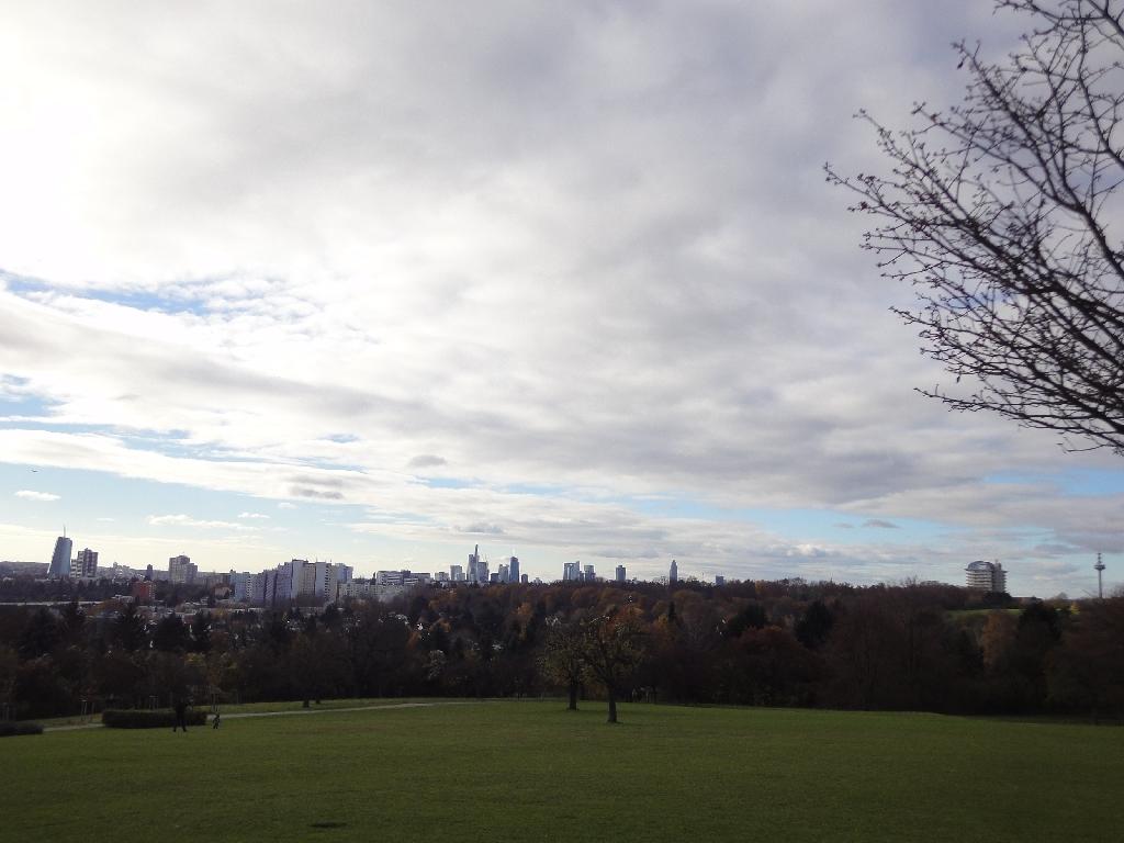 Hydepark Panorama vom Lohrberg