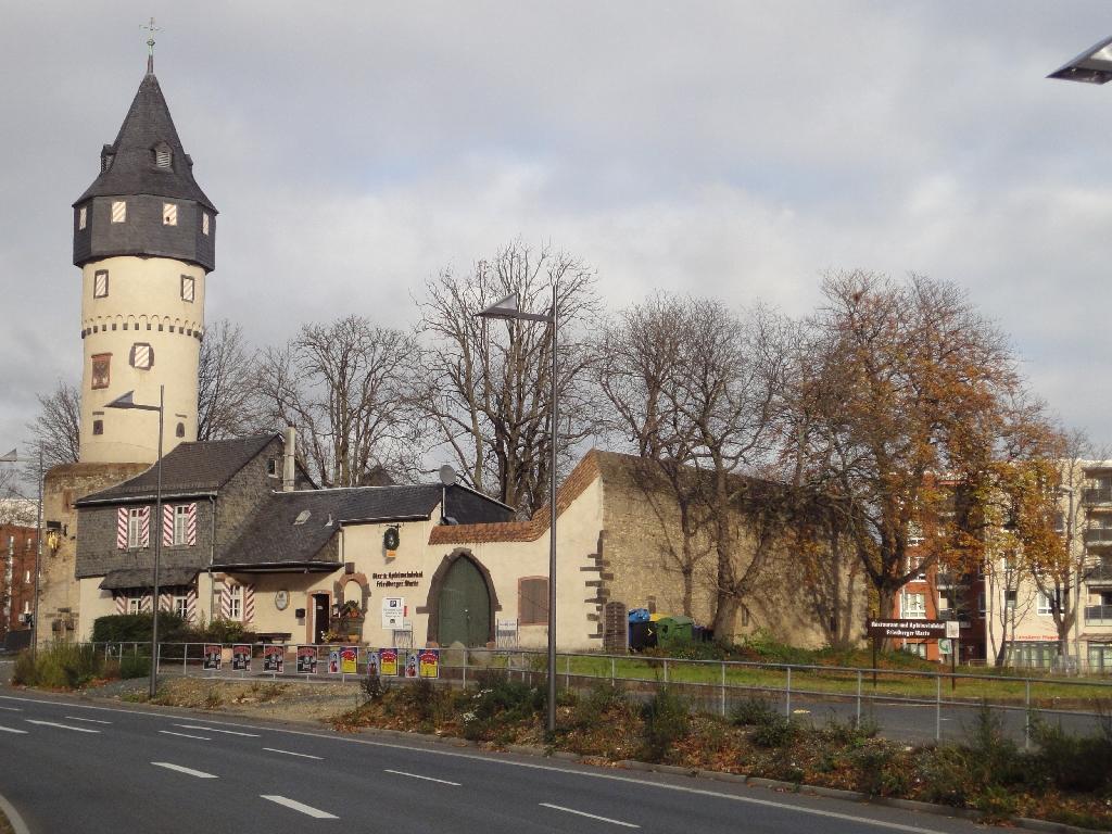 Friedberger Warte