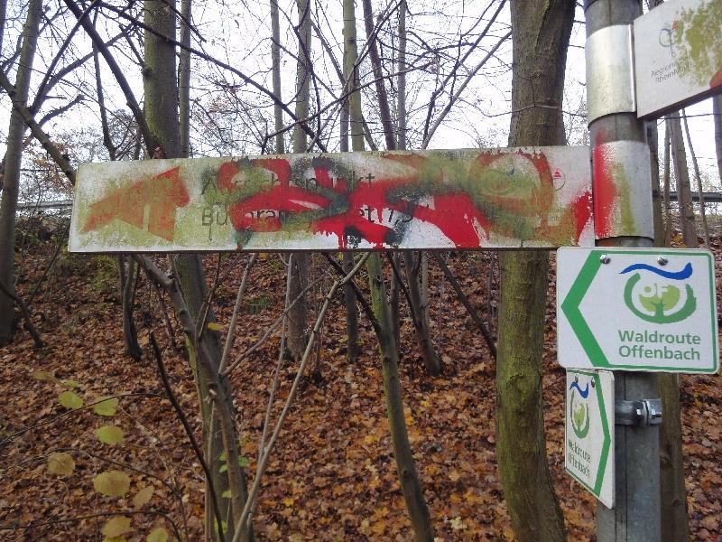 Offenbacher Schilderwald