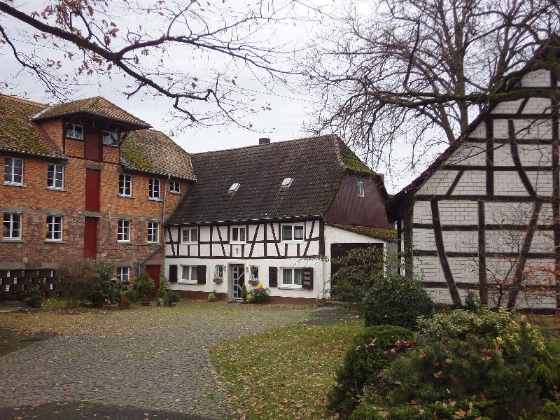 Meckelsmühle in Weiskirchen