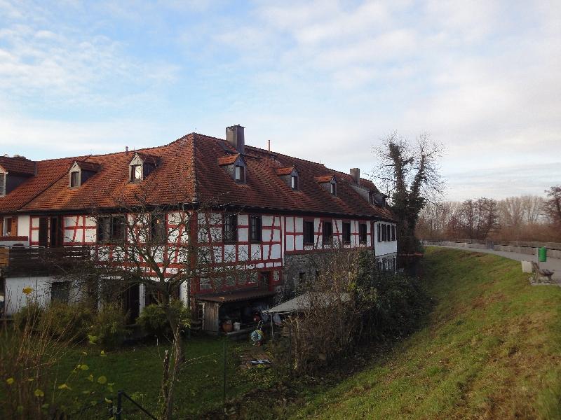 Lindenmühle in Mühlheim