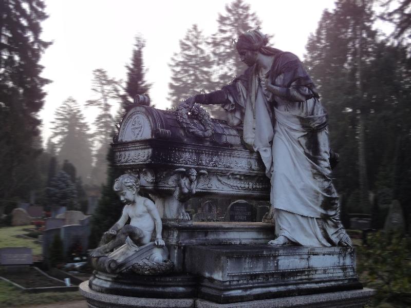 Alter Friedhof Darmstadt