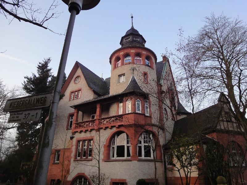 Haus Haardteck aus 1898