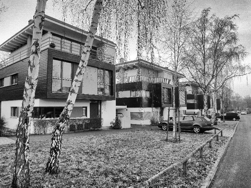 Bauhaus meets Jugendstil