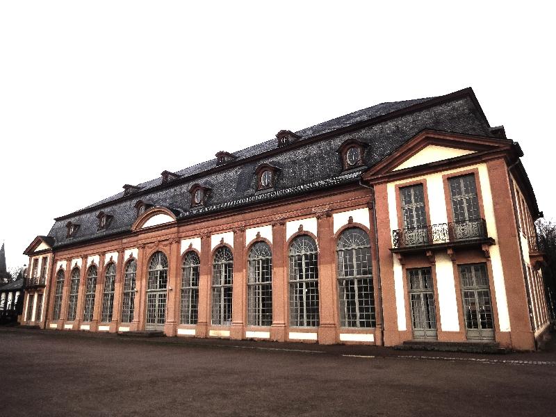 Orangerie in Bessungen