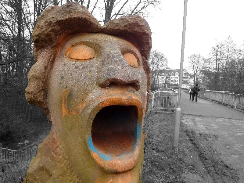 Nicht schön aber selten: Kunst in Kranichstein