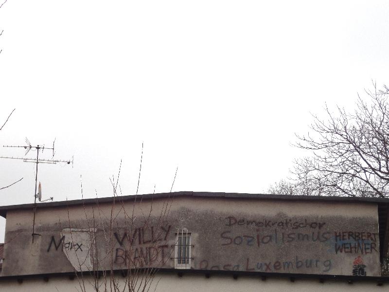 Studentenstadt eben