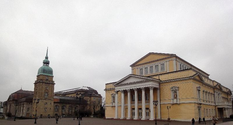 Museum nebst Mollerbau
