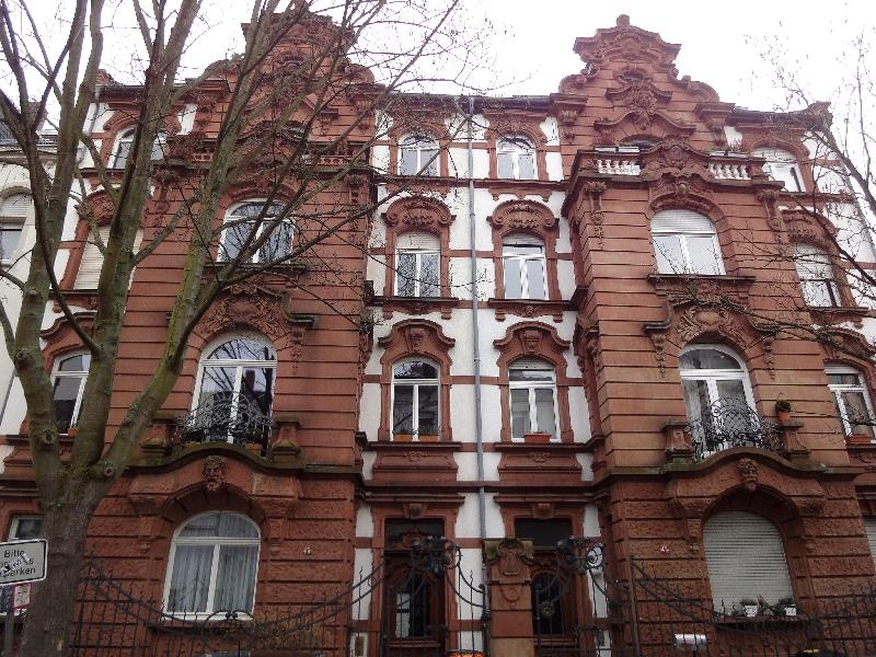 Prachtvolle Fassade