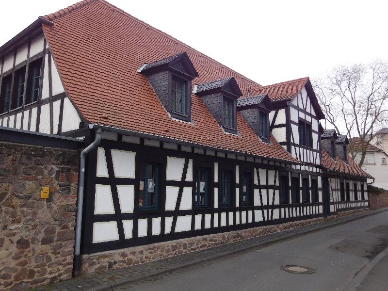 Forstmeisterhaus in Bessungen