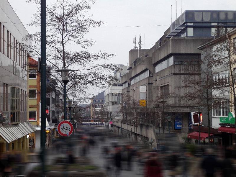 Nach Prof Mäckler Deutschlands hässlichstes Einkaufszentrum