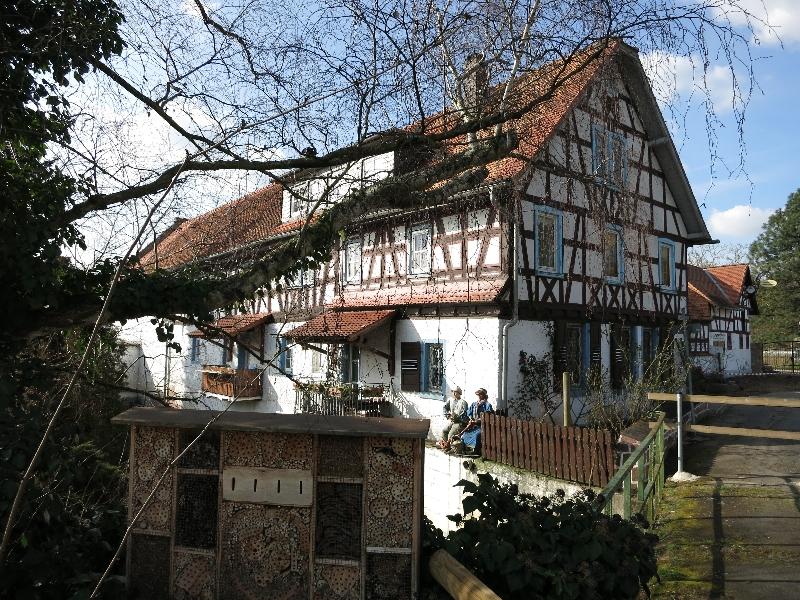 Langsmühle bei Hergershausen