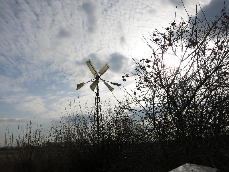 Windwasserhebeanlage