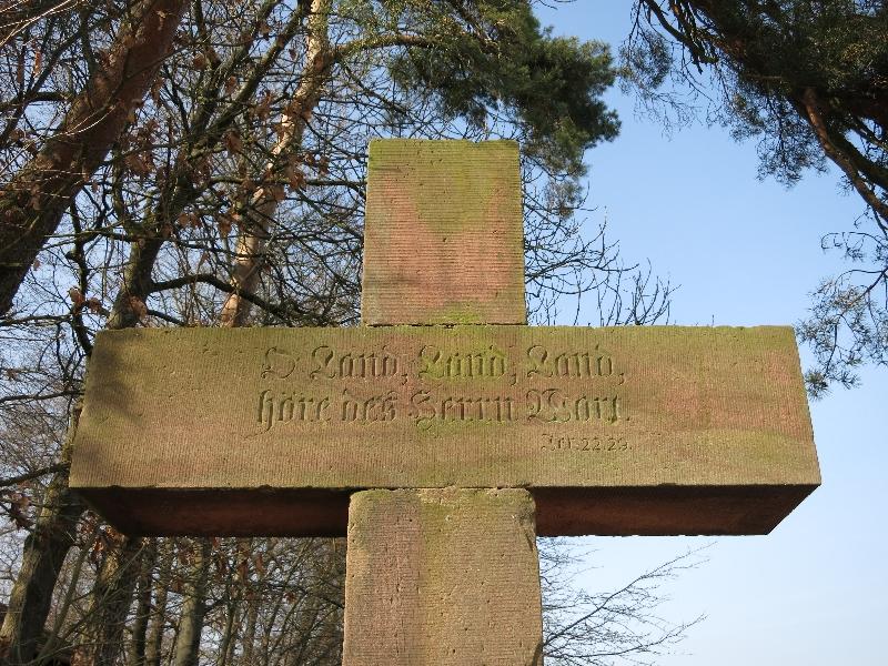 Schönberger Kreuz
