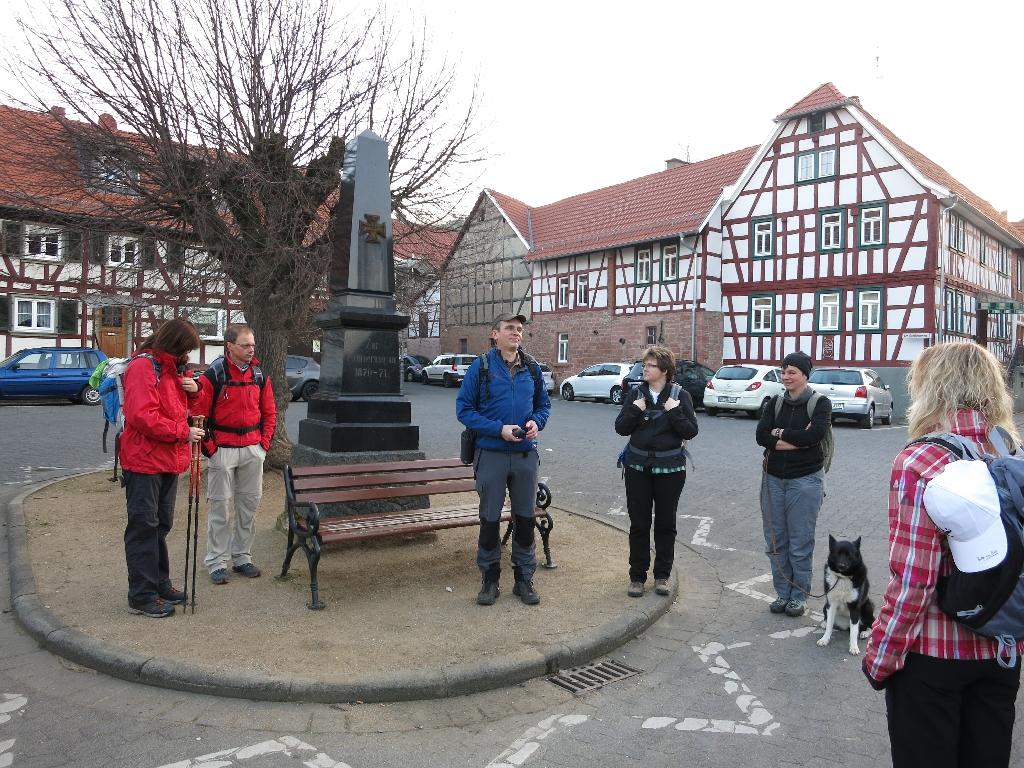 Heubach Marktplatz