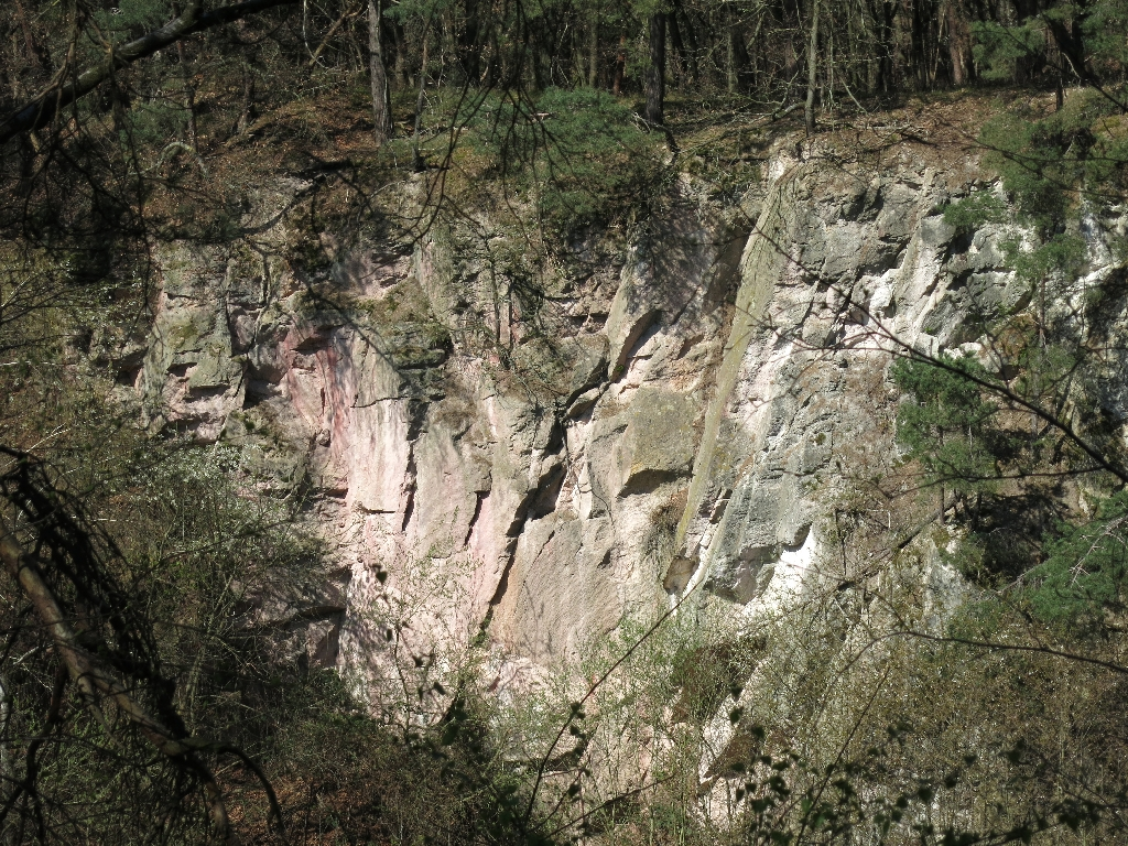 Steinbruch am Steinerwald