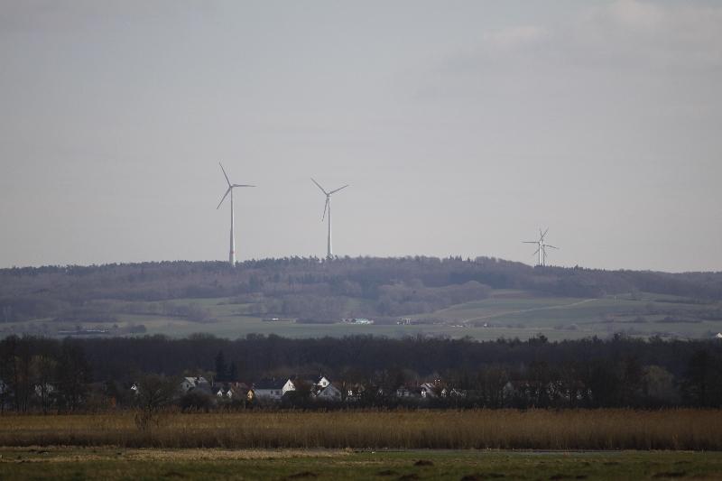 Binselberger Windkraftanlage
