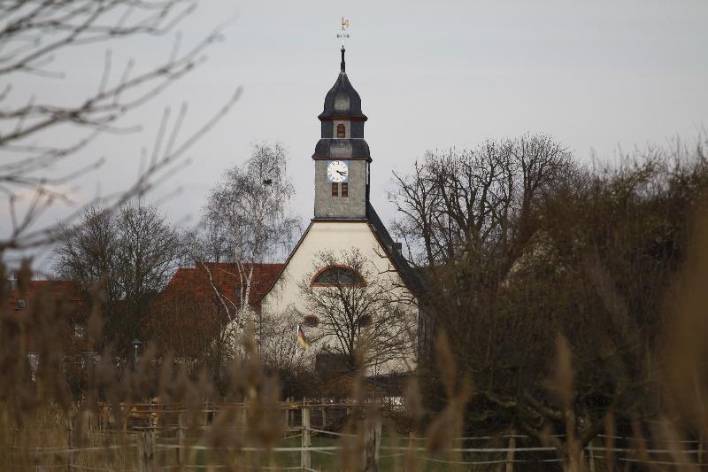 Hergershäuser Kirchturm