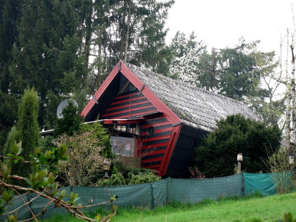 Postmoderne Odenwälder Baukunst