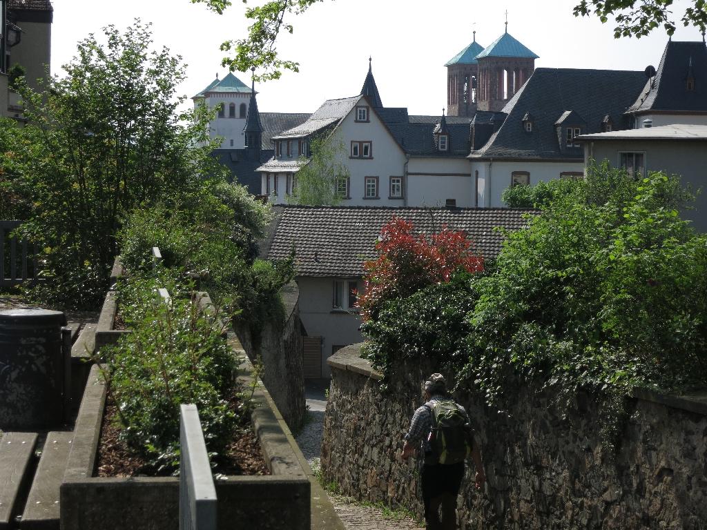Bensheim Ortsmitte