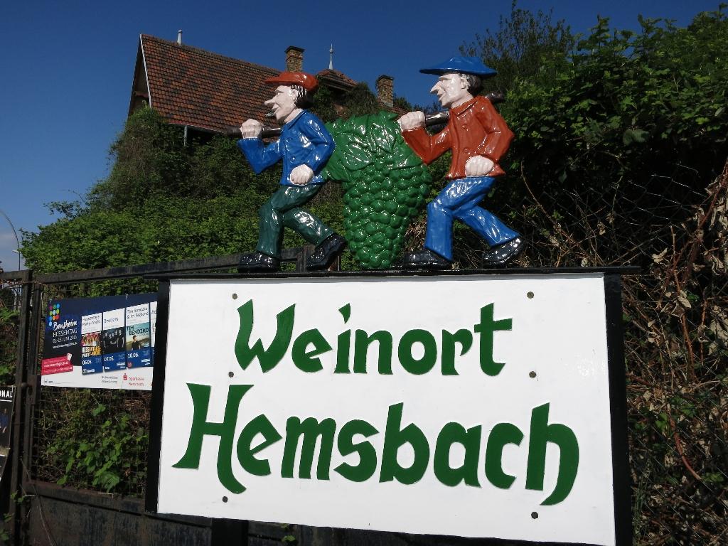 Weinseliges Hemsbach