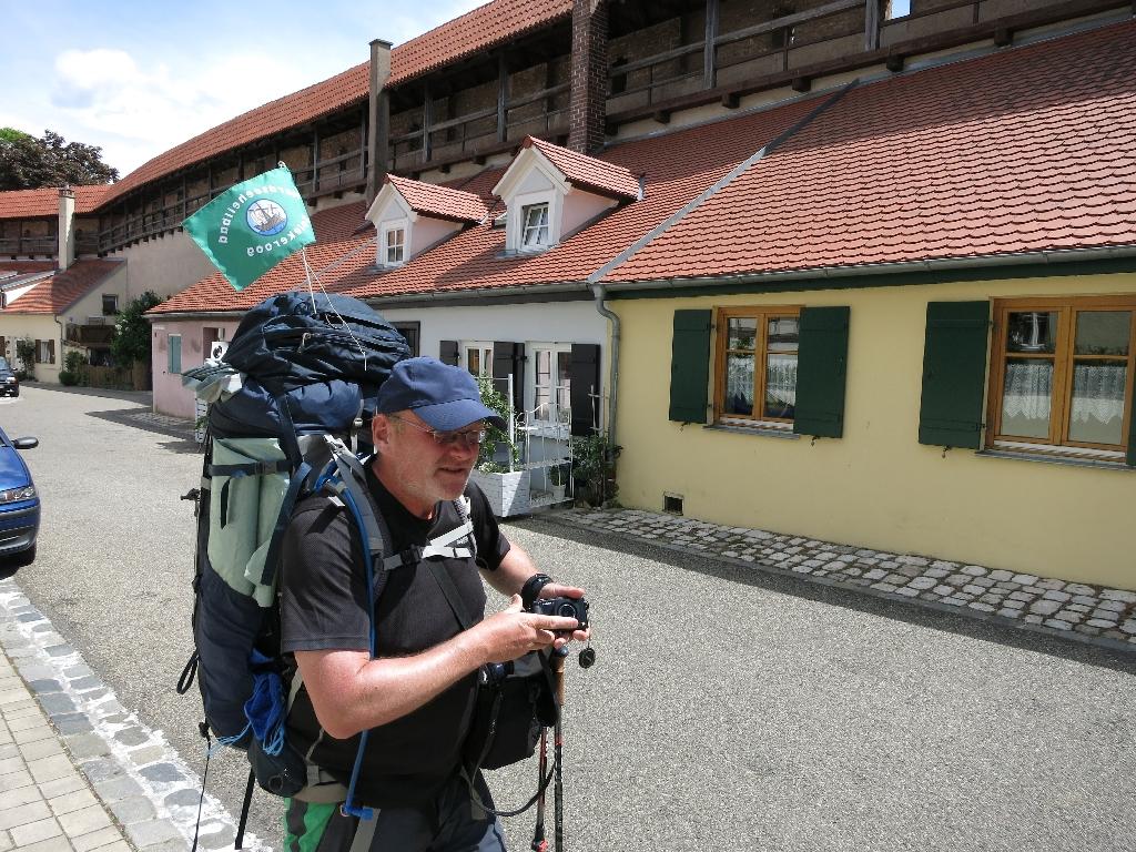 Auf Fotojagd in Nördlingen