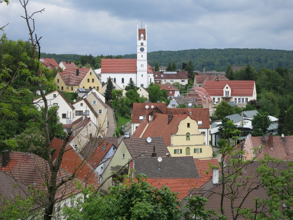 Stadtpanorama Harburg