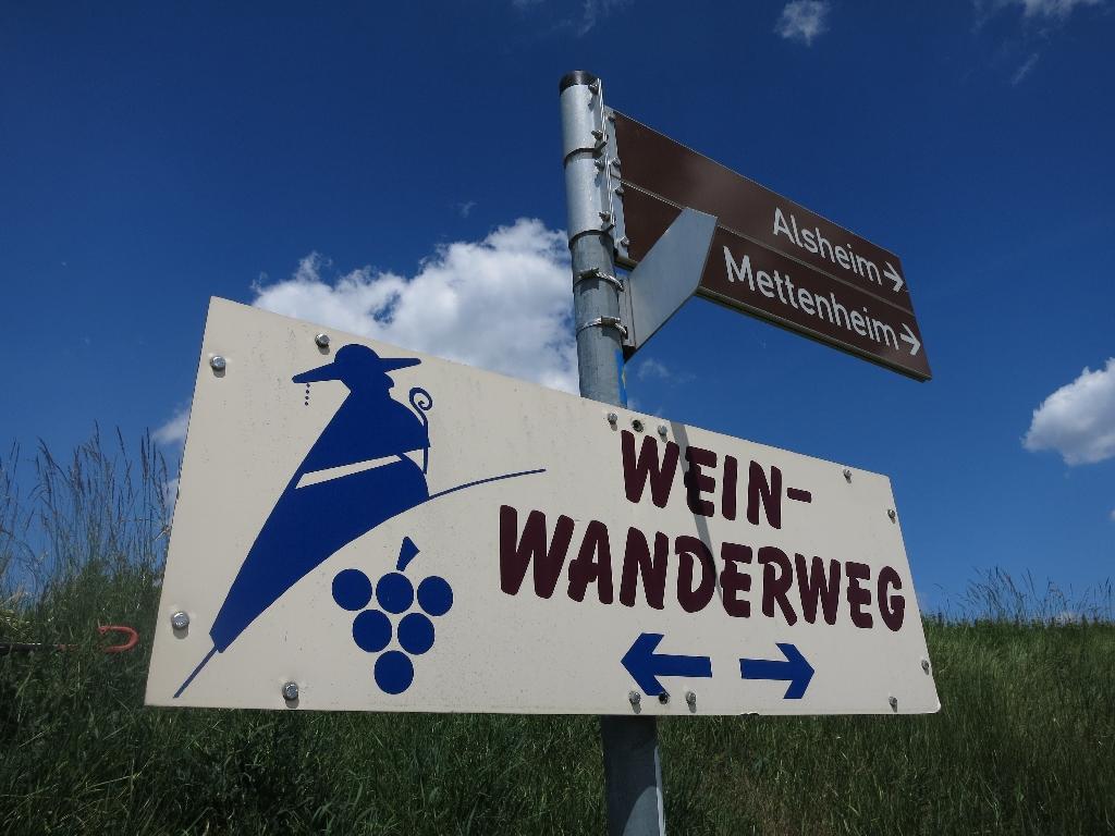 Weinanderwege