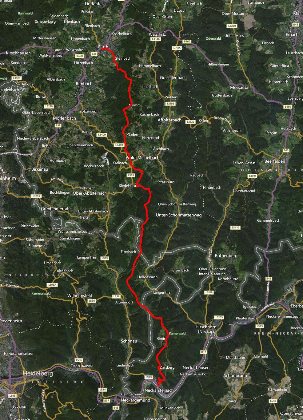 Map Trail 3