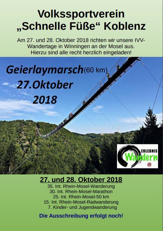 60 KM Geierlaymarsch