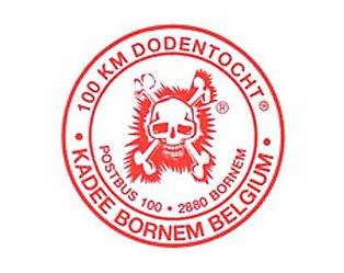 100 km Dodentocht Kadee Bornem 2019